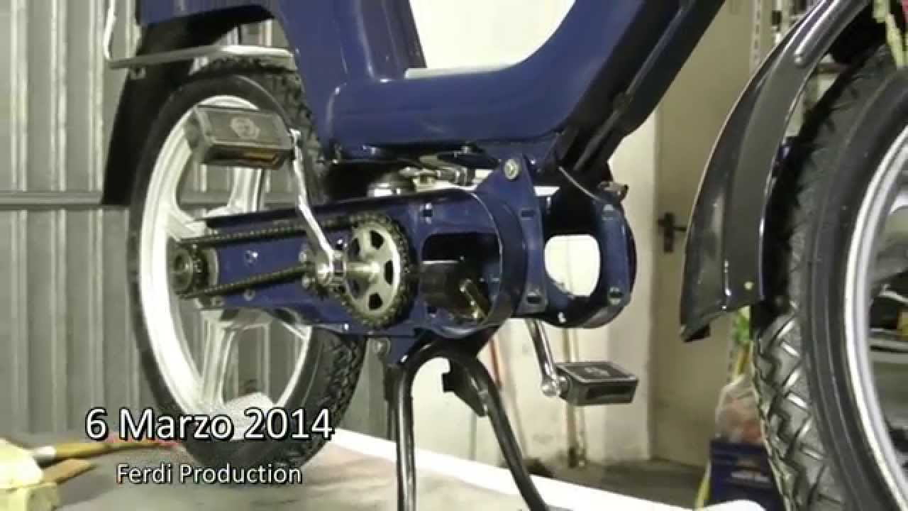6 marzo 2014 montaggio motore del piaggio si - youtube