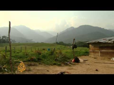 Venezuelan indigenous group demands land rights