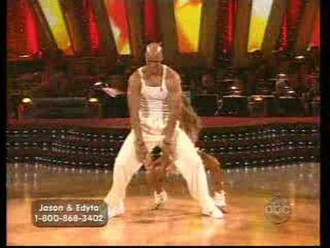 Dancing with the Stars -Jason & Edyta Finale
