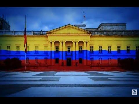 Posesión del presidente de Colombia Iván Duque
