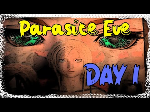 [PS1] Parasite Eve «EX Game   Day 1: Resonanse   Carnegie Hall Sewer» ⚡ 1