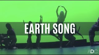 "Auckland Dance Company presents: ""Earth Song"" - Lyrical Open Class"