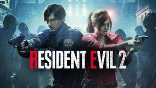 Resident Evil 2 Remake Gameplay Part 5 FULL GAME - Leon (No Commentary)