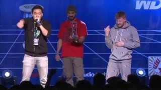 Hobbit vs Gene - Best 16 - 4th Beatbox Battle World Championship