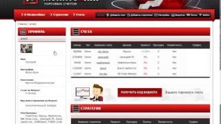 видео Мониторинг Счета mt4