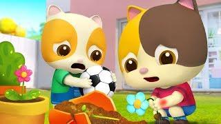 聰明寶寶有辦法   2020最新學顏色兒歌童謠   卡通   動畫   寶寶巴士   BabyBus
