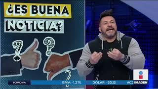 ¿Por qué las remesas son muestra del fracaso de una economía? | Noticias con Ciro Gómez Leyva