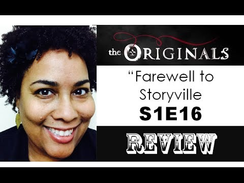 """The Originals Review """"Farewell to Storyville"""" 1X16"""