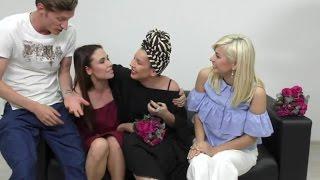 Павел Воля и Ёлка пытаются сорвать прямой эфир Ляйсан Утяшевой и Лины Дембиковой