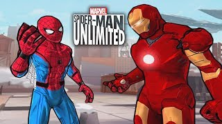 Spider-Man Unlimited - LATE TO HOMEROOM - Homecoming Event Gameplay