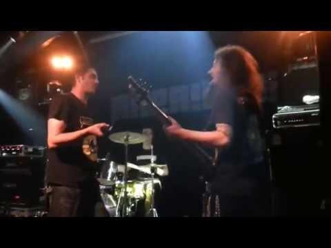 AnorimoI - Αποβλάκωcιc/Χριστός και Αντίχριστος Live @8Ball Thessaloniki 12/9/2015