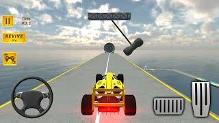 Formula Ramp Car Stunts 3d Game   Impossible Tracks – Car Games Android Gameplay screenshot 1
