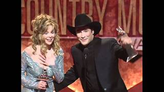 "Clint Black and Lisa Hartman Black Win Top Vocal Event For ""When I Said I Do"" - ACM Awards 2000"