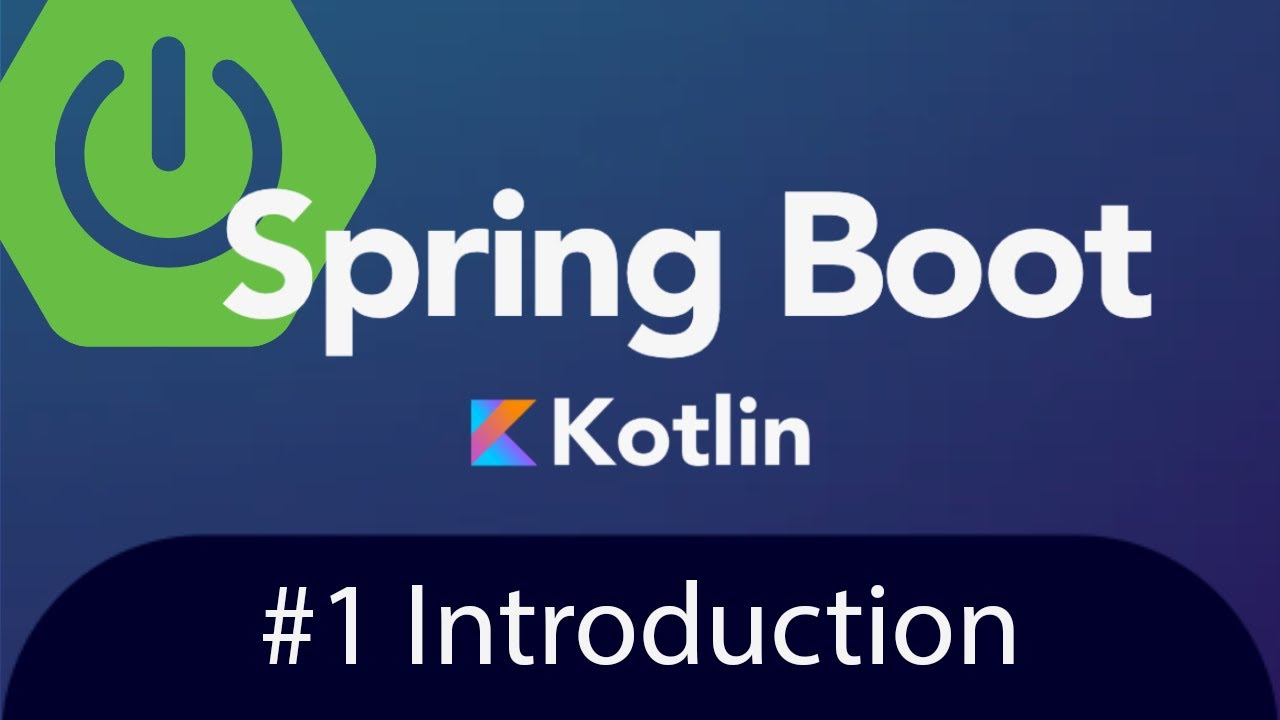 Spring Boot with Kotlin & JUnit 5 - Introduction - Tutorial 1