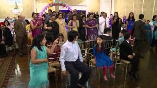 Children Musical Chairs An Indian First Birthday Party Mississauga