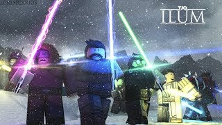 Roblox Star Wars: Jedi Temple su Ilum All Gamepasses (Parte 1)