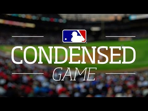 9/5/16 Condensed Game: CHC@MIL