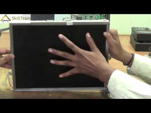 Understanding the LCD Screen (Hindi) (हिन्दी)