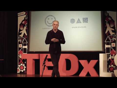 On the brink of understanding orgnisations | Colin Price | TEDxLSE