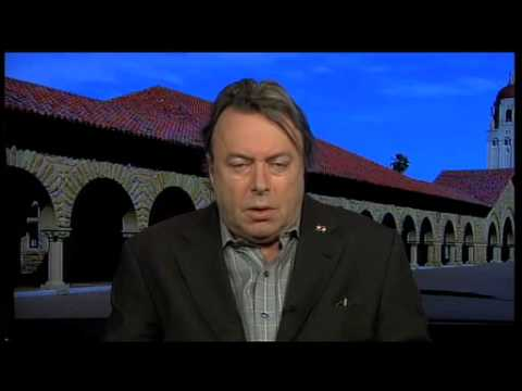 Christopher Hitchens - On PBS discussing the fate of the Parthenon marbles