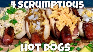 Hot Dog Recipes from Across America  Food to Storm Area 51  Blackstone Griddle