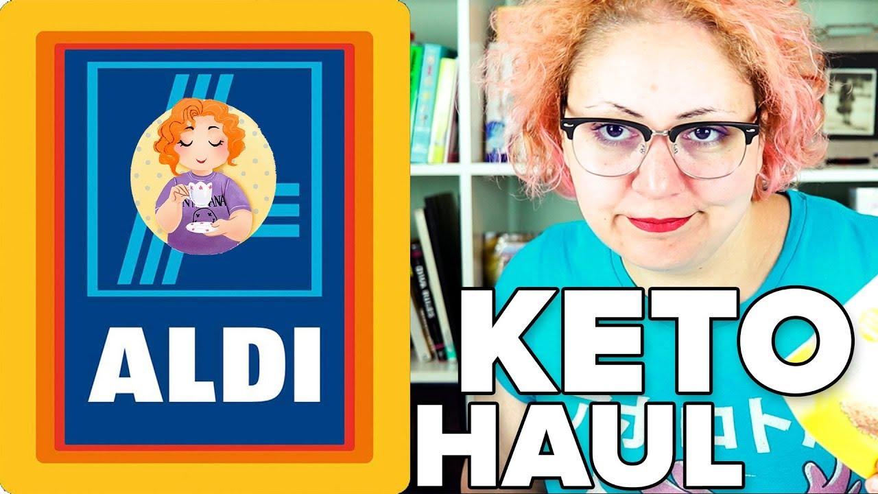 ALDI KETO Shopping List || Keto Grocery Shopping List UK #8
