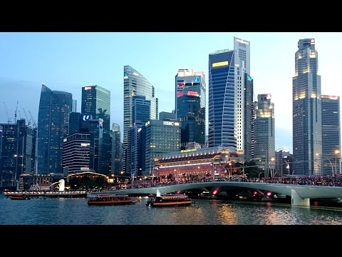 Happy Birthday Singapore 09 August | Travel in Singapore 2016