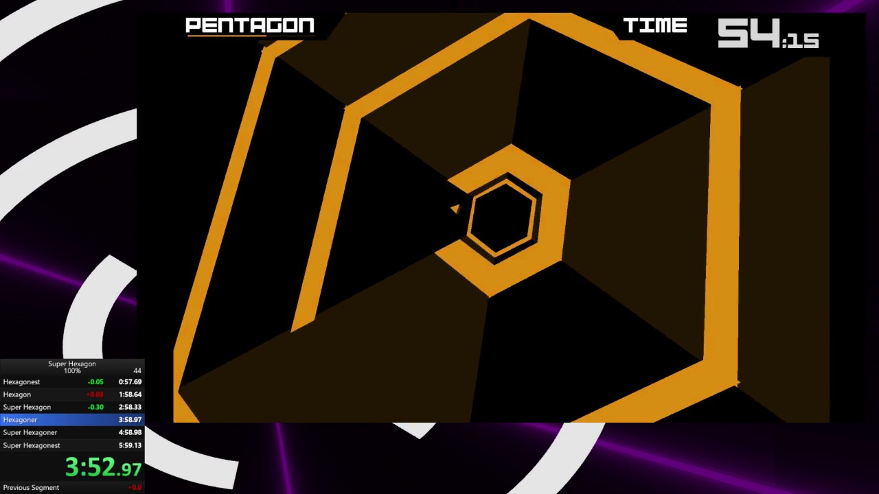 super hexagon - 1280×720