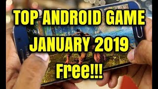Top Android Games (free) | January 2019