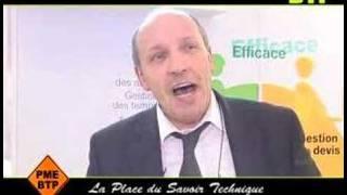 Daniel Marache, Commercial BTP