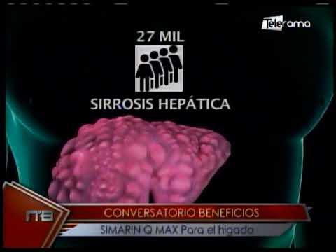 Conversatorio beneficios SIMARIN Q MAX para el hígado