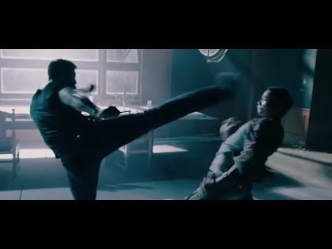Yuri Boyka VS Ong Bak - Fight Complete HD - مترجم