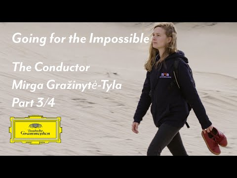 Mirga Gražinytė-Tyla – Going for the impossible: The Conductor Mirga Gražinytė-Tyla (part 3/4)
