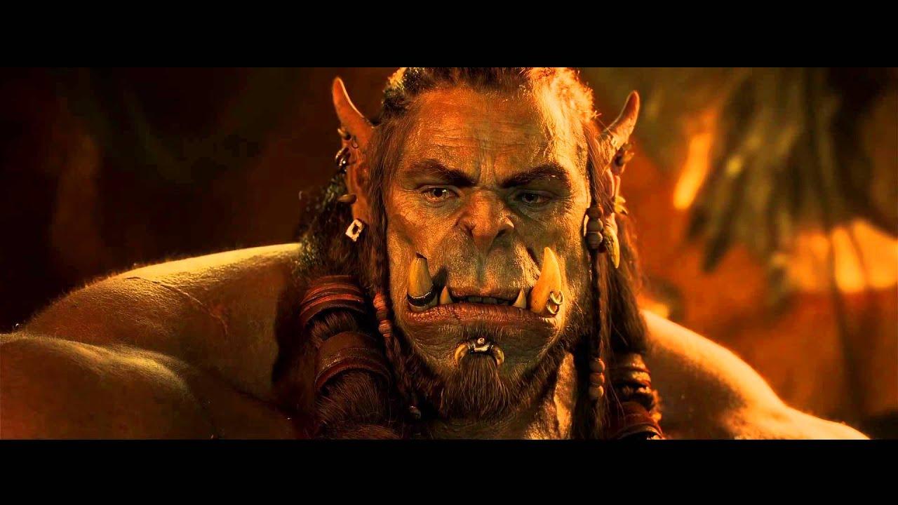 Warcraft The Beginning Turkce Dublajli Fragman Youtube