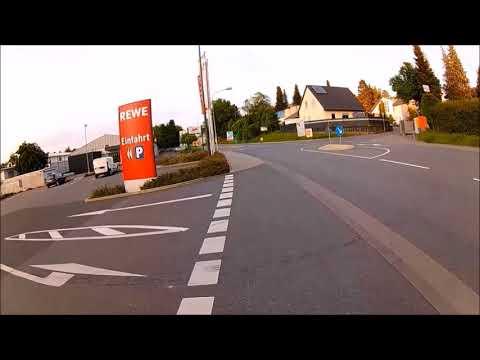 Von Mühltal Nach Ober-Ramstadt Zum Hochwasser-Rückhaltebecken