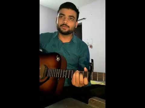 Chan kithan Guzari Oye Raat Ve Guitar Chords 🎸    Ayushmann Khurrana