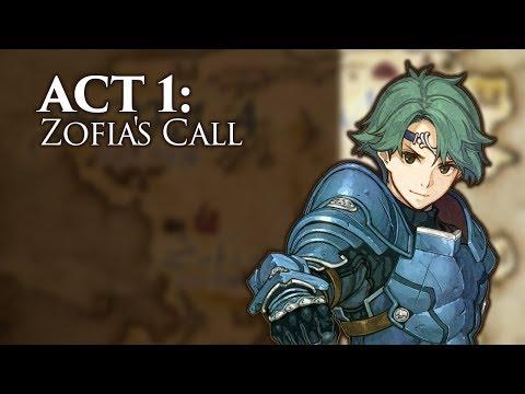 Act 1 - Abridged Recap: Fire Emblem Echoes, Shadows of Valentia