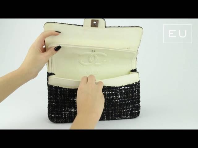 8fcafa87e Como descobrir se uma Bolsa Chanel é Original ou Falsa | Etiqueta Unica