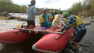 Мимокрокодилы на рыбалке Сплав по реке Южный Буг