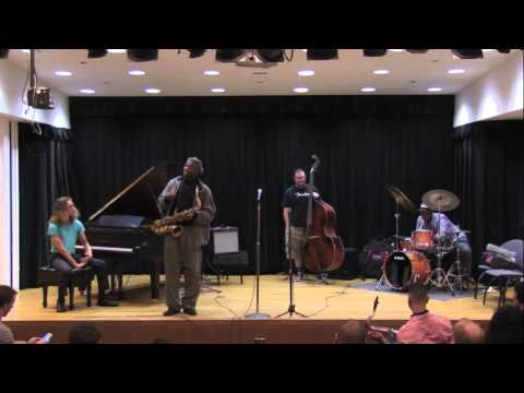 Eyes of the Masters | James Carter | The New School for Jazz and Contemporary Music