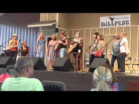 I Come From Women at Songs of One Heart Set at Will McLean Festival