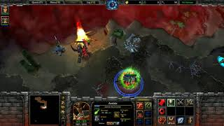 Warcraft 3: Legends of Arkain (Second Human Book) 13 - The Red Night (Part 2)