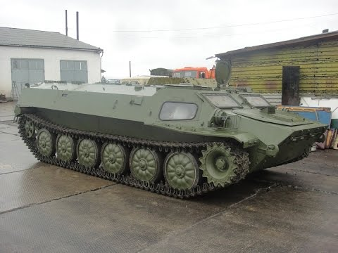 Russian Military all terrain vehicle. Russian OFF ROAD monster. FoRRtune