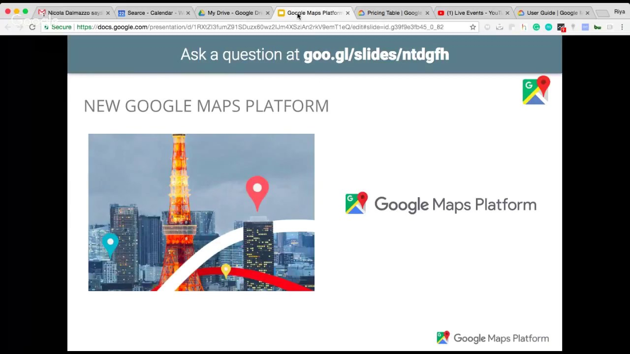 MAPS JAVASCRIPT API PRICING - Google Maps Platform APIs