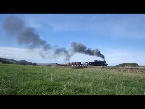 WSR Freight 6th October 2017
