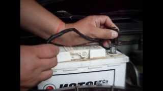 Как проверить електро магнитный клапан ХХ карбюратора .