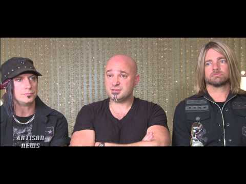 DAVID DRAIMAN DEVICE INTERVIEW: ROGER WATERS ANTI-SEMITIC PIG IN THE WALL (UNEDITED)