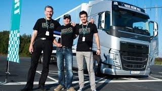 Volvo: Volvo Trucks - Best of Drivers' Fuel Challenge World Final 2014