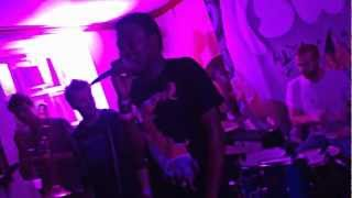 Afro Cluster Swn 2012 (Hotstepper - Ini Kamoze)