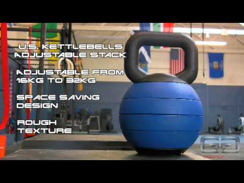 Garage gym store kettlebell review youtube